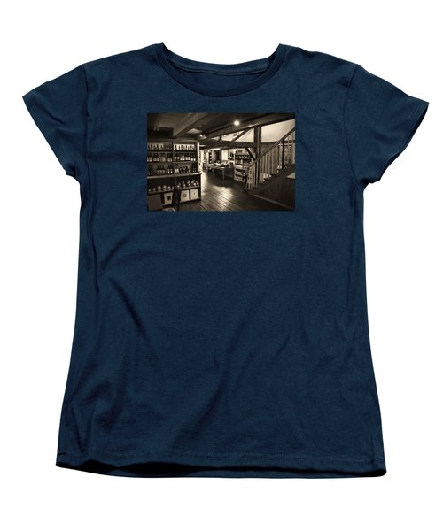 Women's T-Shirt (Standard Cut) featuring the photograph Country Store by Bill Howard