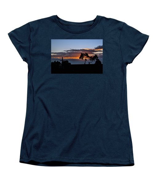 Women's T-Shirt (Standard Cut) featuring the photograph Couple by Michael Gordon