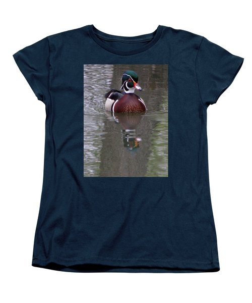Cruisin' Women's T-Shirt (Standard Cut) by Pamela Critchlow