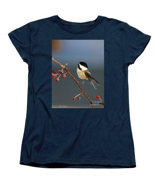 Cutest Of Cute Women's T-Shirt (Standard Cut) by Deborah Benoit