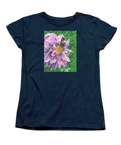 Dahlia Women's T-Shirt (Standard Cut)