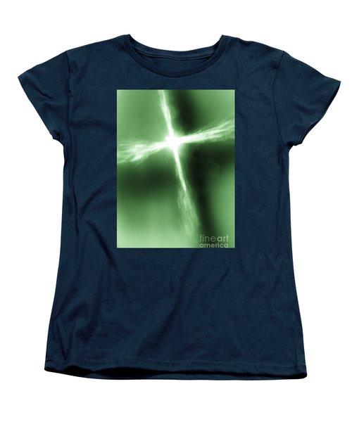 Women's T-Shirt (Standard Cut) featuring the photograph Daily Inspiration Ll by Robin Coaker