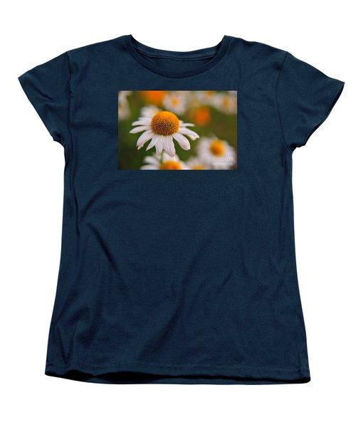 Daisy Power Women's T-Shirt (Standard Cut) by Terri Gostola