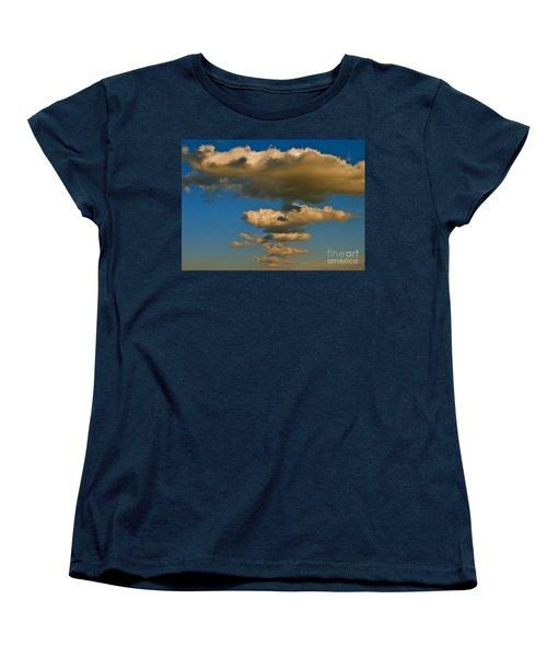 Dali-like Women's T-Shirt (Standard Cut) by Joy Hardee