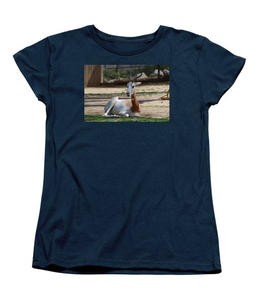 Dama Gazelle Women's T-Shirt (Standard Cut) by DejaVu Designs