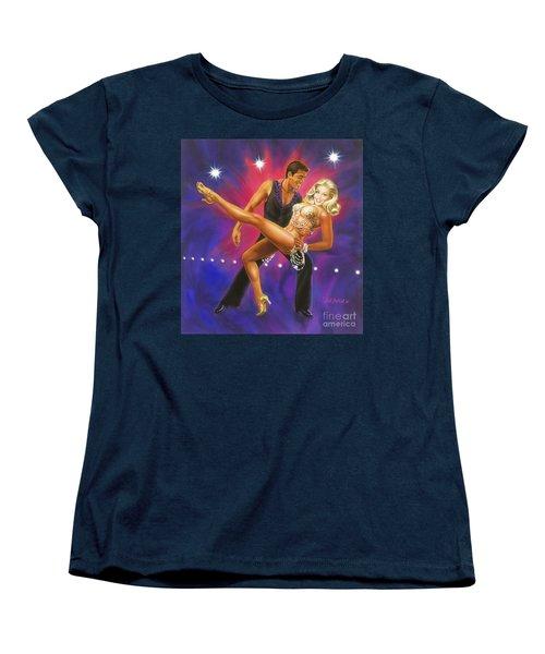 Dancer's Fantasy Women's T-Shirt (Standard Cut)