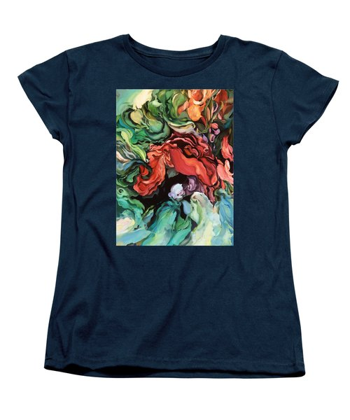 Dancing For Joy Women's T-Shirt (Standard Cut) by Brooks Garten Hauschild