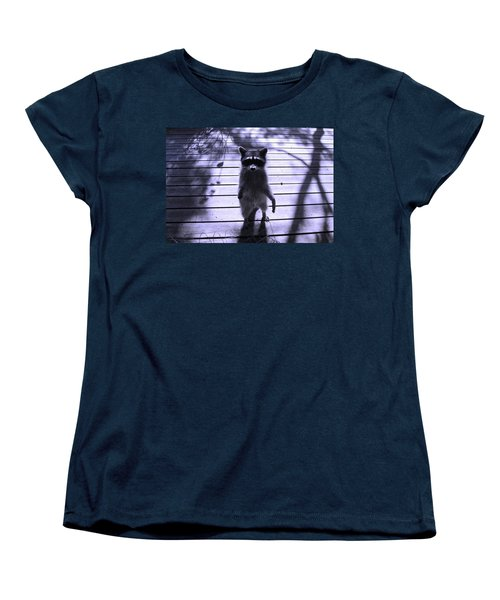Dancing In The Moonlight Women's T-Shirt (Standard Cut) by Kym Backland