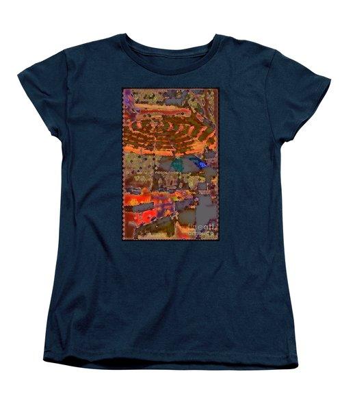 Dappled Sun Women's T-Shirt (Standard Cut) by Miriam Danar