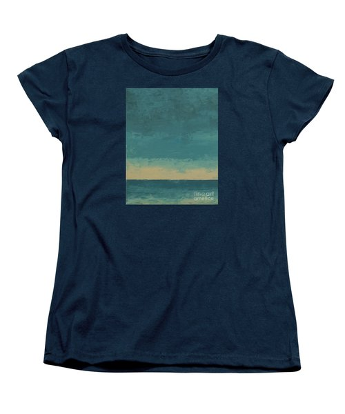 Dark Waters Women's T-Shirt (Standard Cut) by Gail Kent