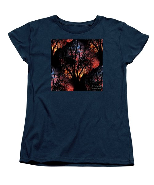 Sunrise - Dawn's Early Light Women's T-Shirt (Standard Cut) by Luther Fine Art