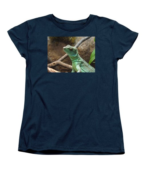 Women's T-Shirt (Standard Cut) featuring the photograph Dazed And Confused by Lingfai Leung