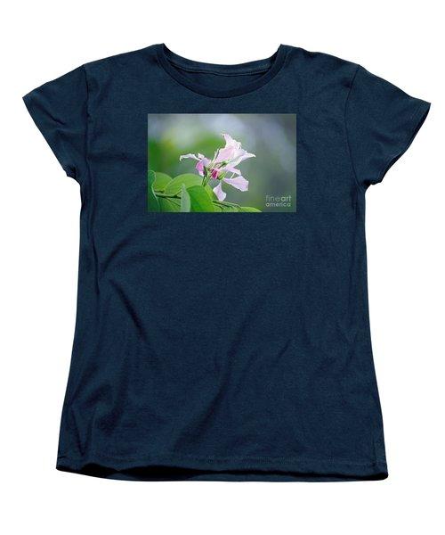 Delicate Delight Women's T-Shirt (Standard Cut) by Kerryn Madsen-Pietsch
