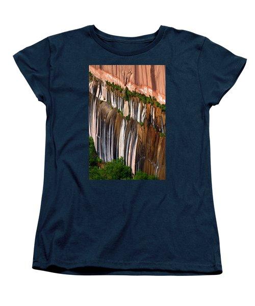 Desert Varnish Women's T-Shirt (Standard Cut) by David Beebe