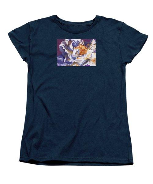 Desirea Women's T-Shirt (Standard Cut) by Lynda Hoffman-Snodgrass