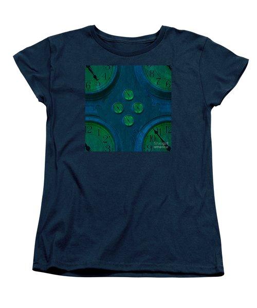 Desitions #1 Women's T-Shirt (Standard Cut) by Claudia Ellis