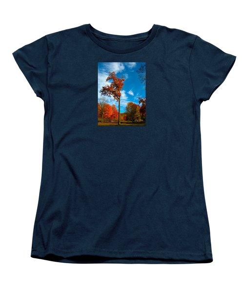 Loneliness Women's T-Shirt (Standard Cut) by Zafer Gurel