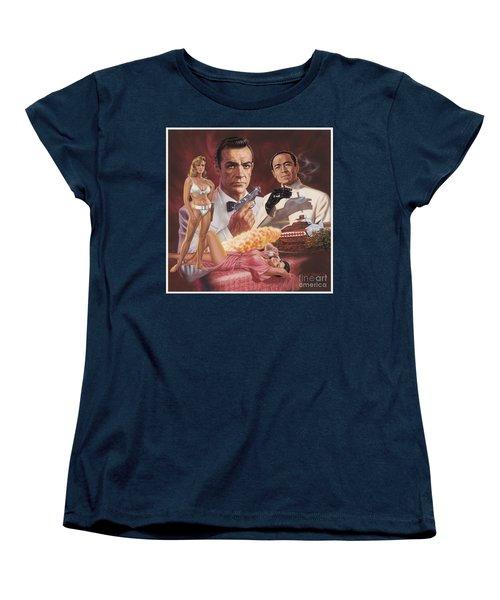 Dr. No Women's T-Shirt (Standard Cut)
