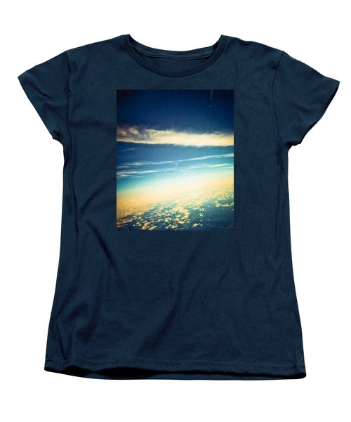 Women's T-Shirt (Standard Cut) featuring the photograph Dreamland by Sara Frank