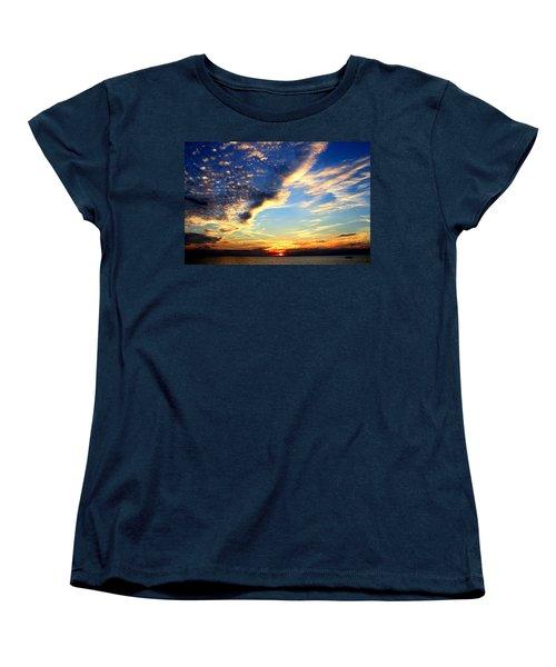 Women's T-Shirt (Standard Cut) featuring the photograph Dreamy by Faith Williams