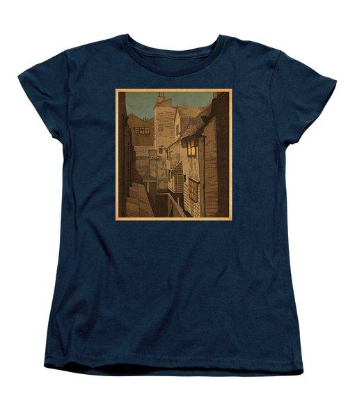 Dusk Women's T-Shirt (Standard Cut) by Meg Shearer
