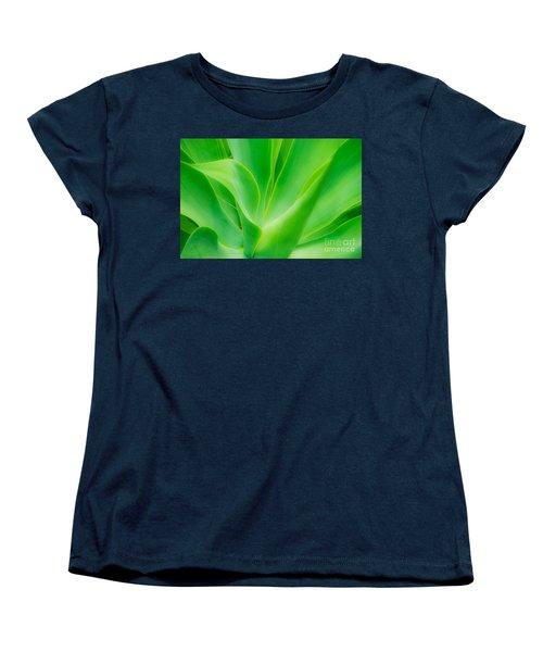 Dwarf Agave Women's T-Shirt (Standard Cut) by David Lawson
