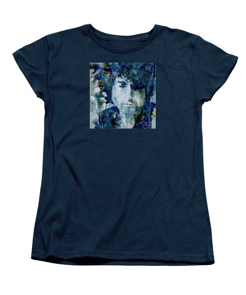 Dylan Women's T-Shirt (Standard Cut) by Paul Lovering