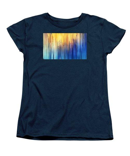 Each Day Anew Women's T-Shirt (Standard Cut) by Lourry Legarde