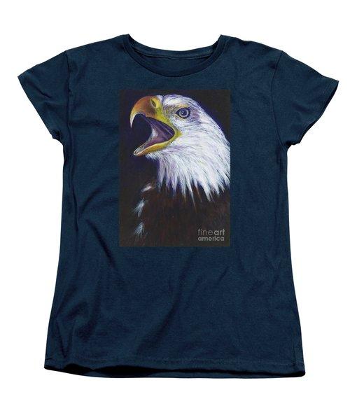 Bald Eagle - Francis -audubon Women's T-Shirt (Standard Cut)