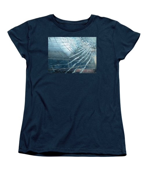 Women's T-Shirt (Standard Cut) featuring the photograph East Of Java by Brian Boyle