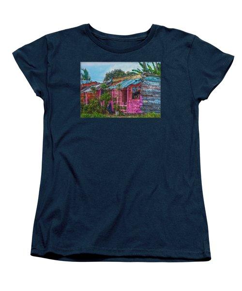 El Supermercado Women's T-Shirt (Standard Cut) by Hanny Heim