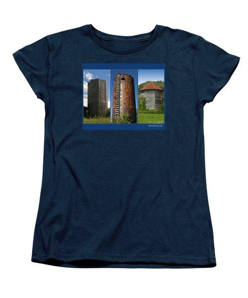 Elegy To Family Farms Women's T-Shirt (Standard Cut)