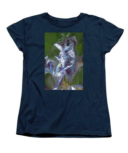 Elemental Women's T-Shirt (Standard Cut) by Richard Thomas