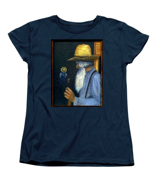 Eli Remembers Women's T-Shirt (Standard Cut) by Gail Kirtz