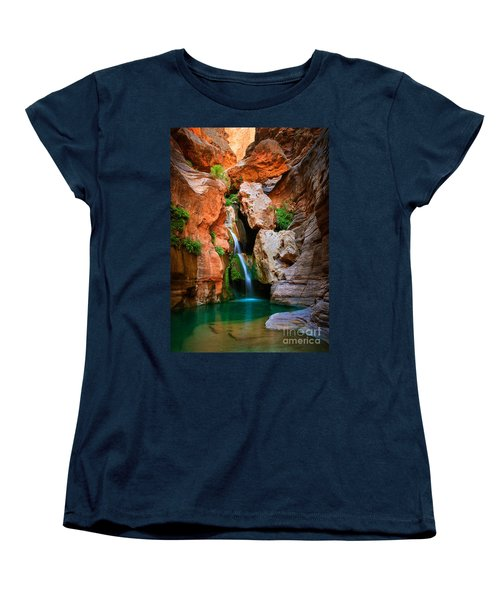 Elves Chasm Women's T-Shirt (Standard Cut)
