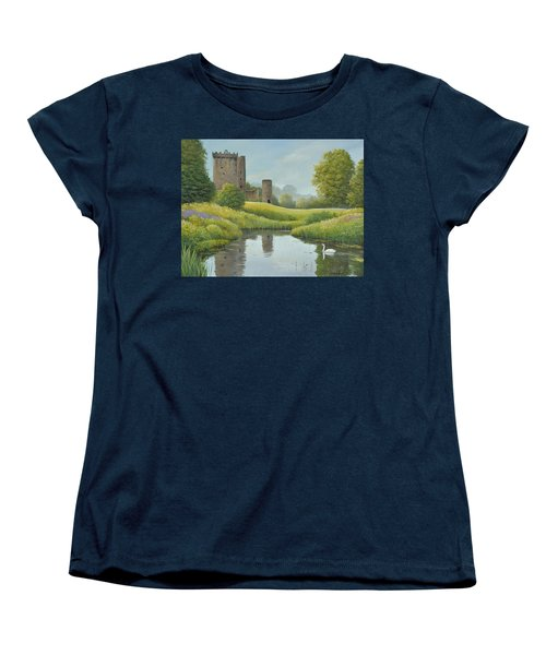 Emerald Isle Women's T-Shirt (Standard Cut)
