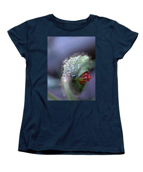 Women's T-Shirt (Standard Cut) featuring the photograph Emergence by Joe Schofield