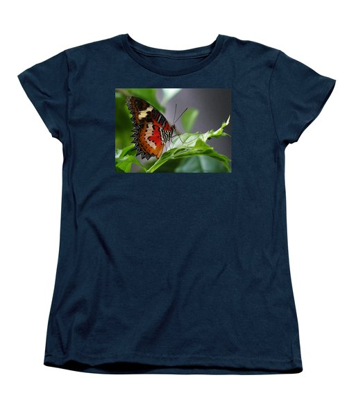 Enchanted Butterfly Women's T-Shirt (Standard Cut) by Bruce Bley