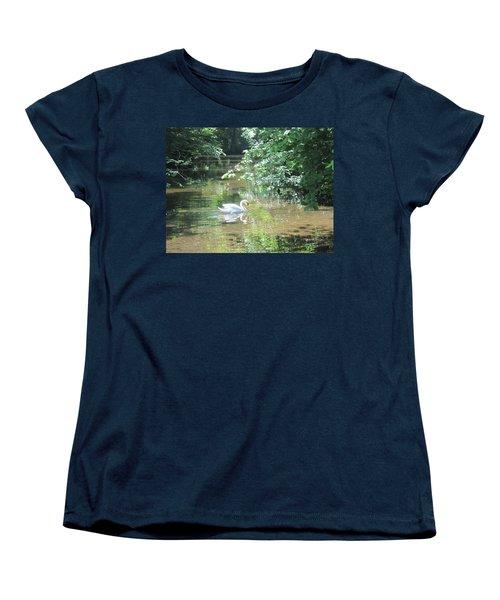 Women's T-Shirt (Standard Cut) featuring the photograph Enchantment by Pema Hou
