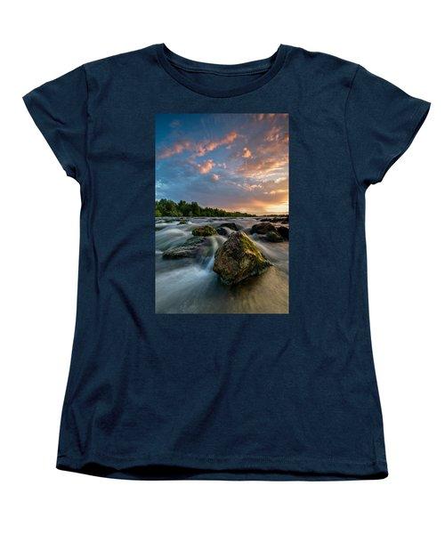 Eriador Women's T-Shirt (Standard Cut) by Davorin Mance