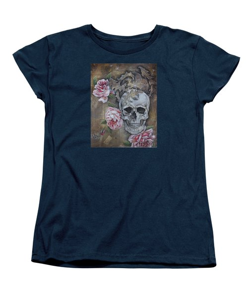 Eternal Women's T-Shirt (Standard Cut) by Sheri Howe