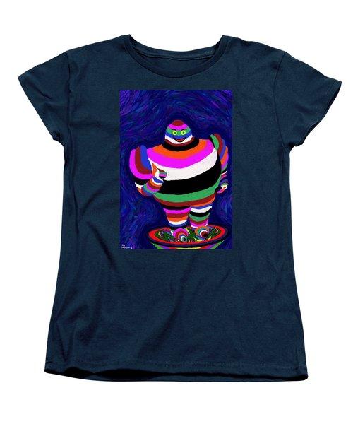 Eurotrazz Women's T-Shirt (Standard Cut) by Robert SORENSEN