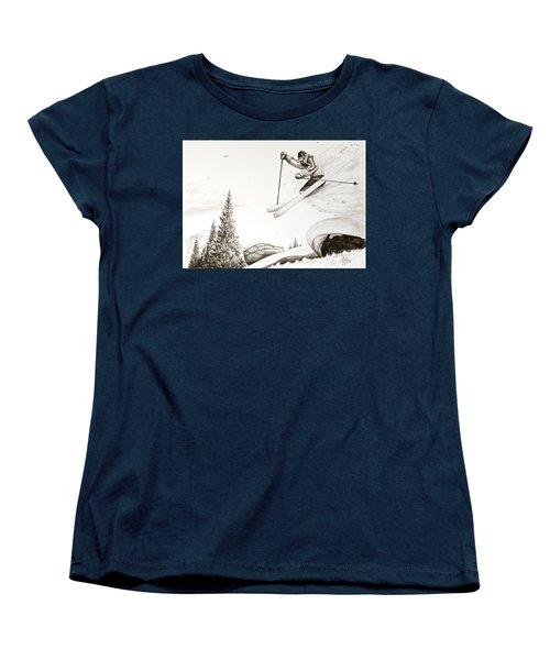 Exhilaration Women's T-Shirt (Standard Cut)