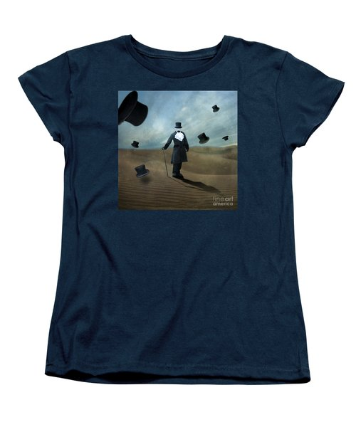 Faceless Women's T-Shirt (Standard Cut) by Juli Scalzi