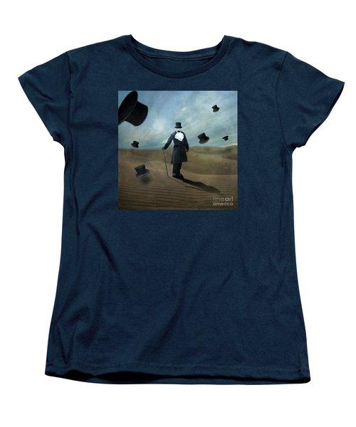 Faceless Women's T-Shirt (Standard Cut)