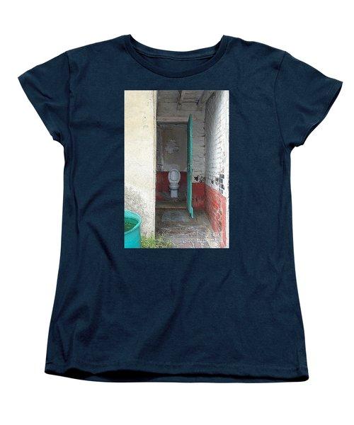 Farm Facilities Women's T-Shirt (Standard Cut) by HEVi FineArt