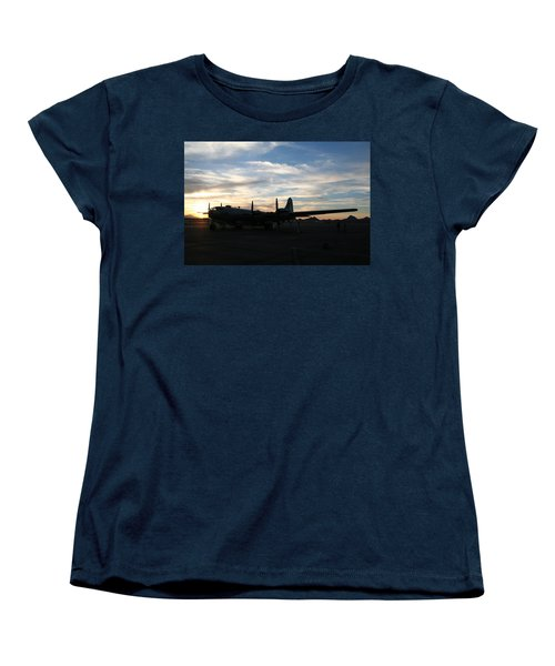 Women's T-Shirt (Standard Cut) featuring the photograph Fi-fi by David S Reynolds