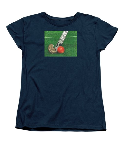 Field Hockey Women's T-Shirt (Standard Cut)