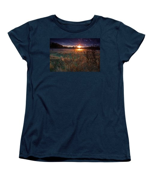 Field Of Dreams Women's T-Shirt (Standard Cut) by Suzanne Stout