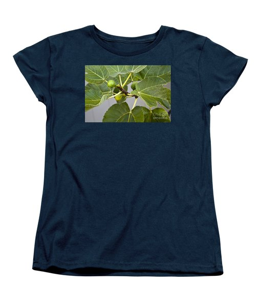 Women's T-Shirt (Standard Cut) featuring the photograph Figalicious by David Millenheft